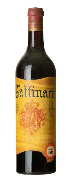 1957 Gattinara Amedeo Turba