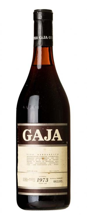 1973 Barbaresco Angelo Gaja