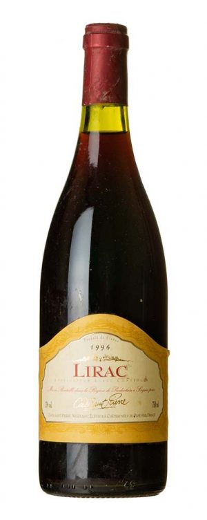 1996 Lirac Caves Saint Piere