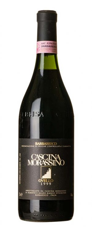 1999 Barbaresco Cascina Morassino