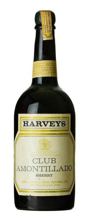 Harveys Club Amontilago 0,75l
