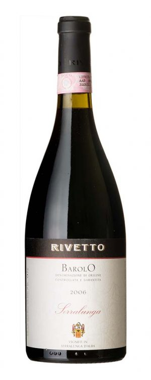 2006 Barolo Rivetto