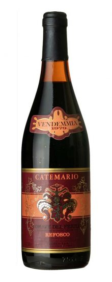 1979 Refosco Catemario