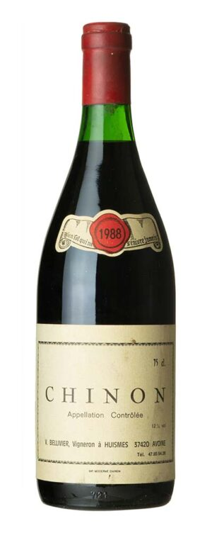 1988 Chinon V. Bellivier