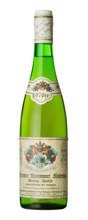 1976 Riesling Delzemier