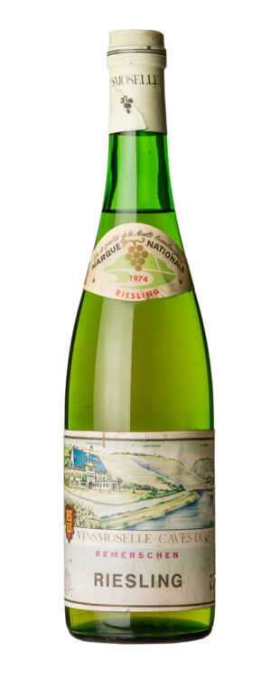 1974 Riesling Domaines Vinsmoselle