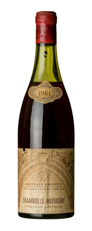 1961 Chambolle-Musigny Jaffelin Frères