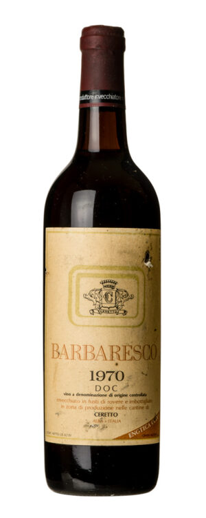 1970 Barbaresco Ceretto
