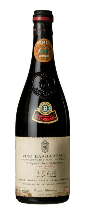 1965 Barbaresco Bersano