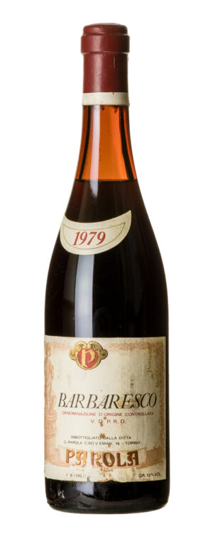 1979 Barbaresco Giovanni Parola