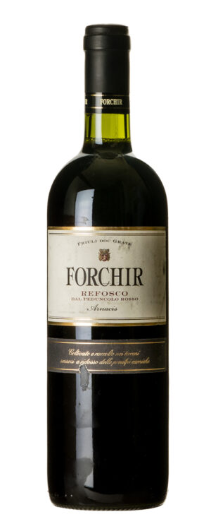 2009 Refosco Forchir