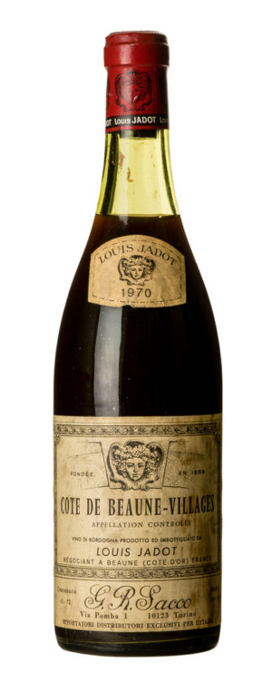1970 Côte de Beaune Villages Louis Jadot