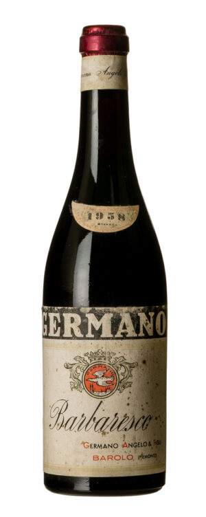 1958 Barbaresco Germano Angelo