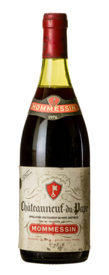 1976 Chàteauneuf du Pape Mommessin