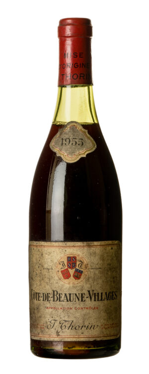 1955 Côte de Beaune Villages S. Thorin
