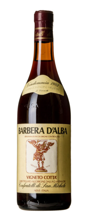 1982 Barbera d'Alba Confratelli di San Michele