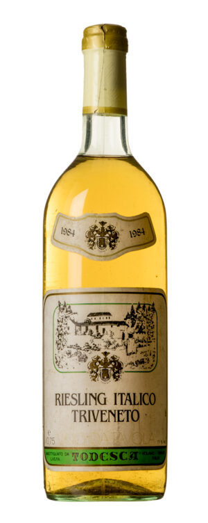 1984 Riesling Italico Todesca