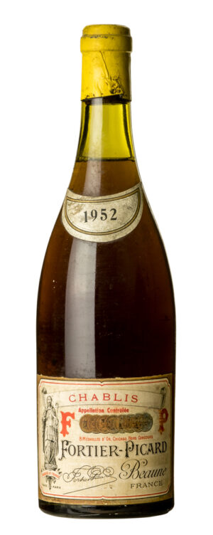 1952 Chablis Fortier-Picard